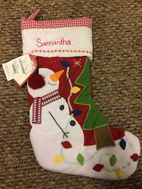 Brand NEW Pottery Barn Stocking Frederick, 21702