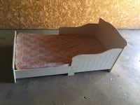 $40 for toddler bed $10 each for fisher price chairs you pick up Redding, 96002