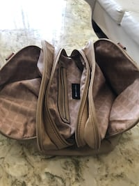 brown handbag purse naturazer London, N6K 1L4