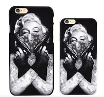 Marilyn Monroe IPhone 8 Cell case