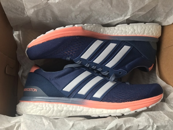 BRAND NEW, never used, Adidas Running Shoes. Size 6.