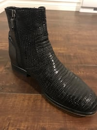 Roberto Cavalli leather boots woman Montréal, H3B 0A4