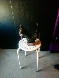 High heels with spikes  Catasauqua