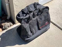 Soft Travel bag with wheel in good condition San Jose, 95132