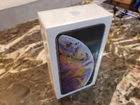 iPhone XS Max silver 256gb Montreal