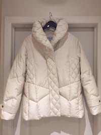 Quilted down filled jacket size XL