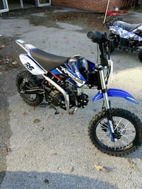 New Apollo dirt bike 125CC Tyler, 75709