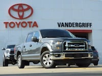 2015 Ford F-150 XLT Truck SuperCrew Cab 4x2 Irving
