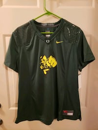 XL women's Oregon ducks jersey