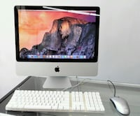 "iMac 20"" All in one computer Apple  Silver Spring, 20901"