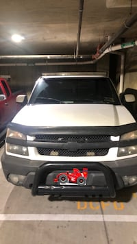 2002 Chevrolet Avalanche 2WD 1500 Series Washington