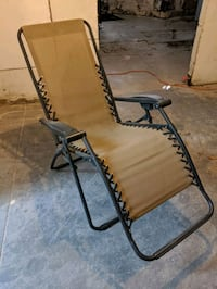 Outdoor lounging chair