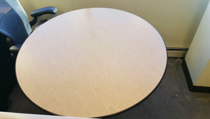 used round office table for sale in campbell letgo rh us letgo com