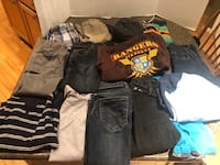 16 Pieces of Boy's Clothes Sizes 4T/5T Jeans, Shirts, Shorts Manassas, 20112