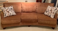 Beautiful Chenille Couch