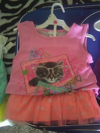 pink and white floral tank top Roswell, 88201