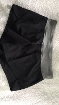 black and gray mini skirt Pointe-Claire, H9S 4M5