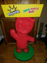 "Sour patch kids store display 42""  tall Toronto, M1L 2T3"