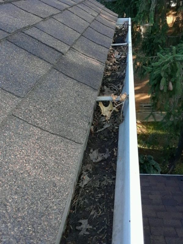 Gutter cleaning and repair 95c997ae-4a93-4e4a-97e5-44bbef347bde
