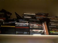 tons of movies for sale. Toronto, M1G 1R4
