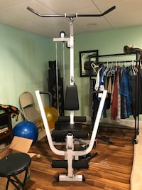 Body gym Windham, 03087