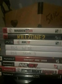 PS2/PS3/Movies for sale  Edmonton, T5X 5H4