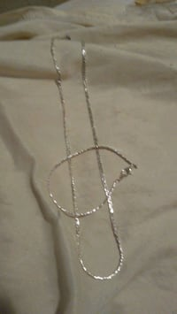 sterling silver bracelet and necklace Albuquerque, 87107
