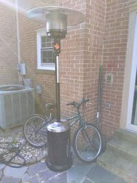 Outdoor propane heater Annandale, 22003