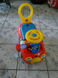 toddler's red and yellow ride on toy Guadalupe, 93434