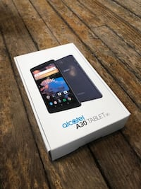 Alcatel A30 tablet with WiFi and Cellular  Toronto, M6J 2G7