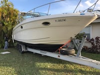 2004 SeaRay Amberjack 290 Dania Beach, 33004