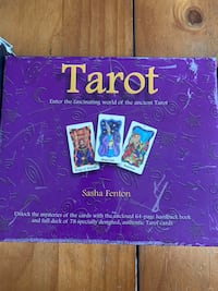 Tarot cards, Dream cards, Book of Runes cards