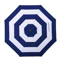 Allen and roth awning patio umbrella