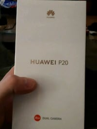 Huawei p20 Brand new sealed Winnipeg, R3G 2G2