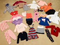 12-18 Month Baby Girl Clothing