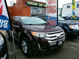 Ford Edge (Finanze),