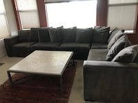 Brand new living room sofa sectional from West Elm Las Vegas, 89128