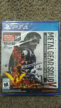 Metal Gear Solid V The Definitive Experience Ps4 B Fresno, 93721
