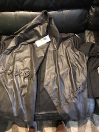 Brand new shirt jacket size medium never worn priced at 59.50 Hyattsville, 20785