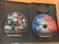 PS2 Smack Down &Raw 2006&2007