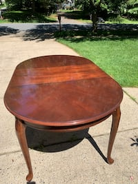 """Dining table for six (L: 65"""" & W: 40"""") - $85 OBO. pick up only. Vienna, 22180"""