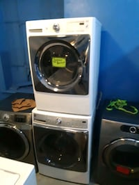 KENMORE FRONT LOAD WASHER AND DRYER SET WORKING PERFECTLY  Baltimore, 21223