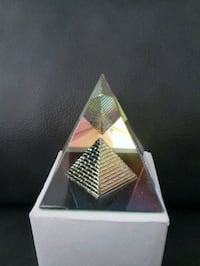 New PYRAMID in box.  Toronto, M2M 4B9