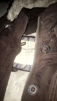 Abercrombie & Fitch jacket 547 km