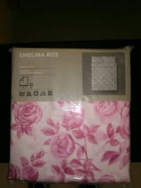 New quilt cover with 2 pillow cases. Toronto, M9A 3J5