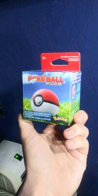 Pokeball Plus controller/accessory new in box unopened