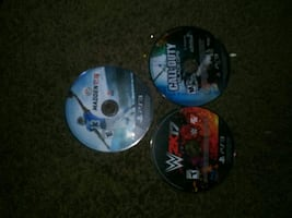 PS3 console games