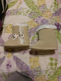 New Carter's baby shoes three to six months Rosedale, 21237