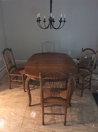 Ethan Allen French Country Dining Room Table Cherry Hill, 08002