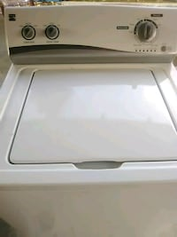white top-load clothes washer Fresno